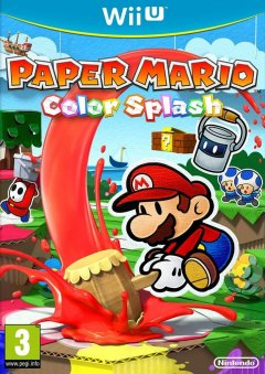 Paper Mario: Color Splash (EU)