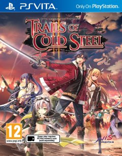 Legend Of Heroes, The: Trails Of Cold Steel II (EU)