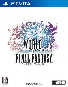 World Of Final Fantasy (JAP)