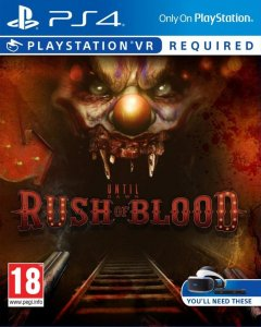 Until Dawn: Rush Of Blood (EU)