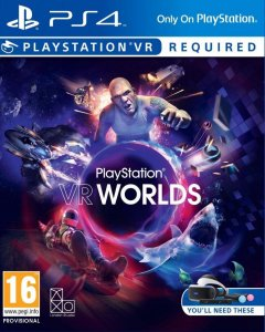 PlayStation VR Worlds (EU)