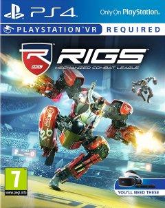 RIGS: Mechanized Combat League (EU)