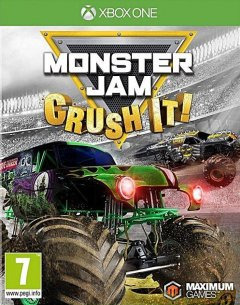 Monster Jam: Crush It! (EU)