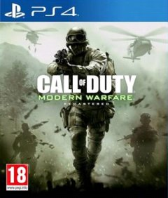 Call Of Duty: Modern Warfare: Remastered (EU)