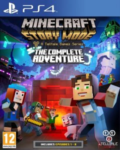 Minecraft: Story Mode: The Complete Adventure (EU)