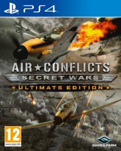 Air Conflicts: Secret Wars: Ultimate Edition (EU)