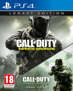 Call Of Duty: Infinite Warfare [Legacy Edition] (EU)