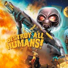 Destroy All Humans! (EU)