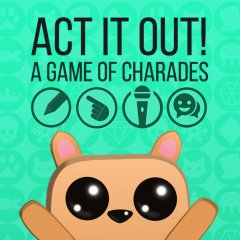Act It Out! A Game Of Charades (EU)
