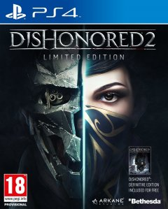 Dishonored 2 [Limited Edition] (EU)