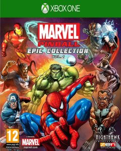 Marvel Pinball: Epic Collection: Vol. 1 (EU)