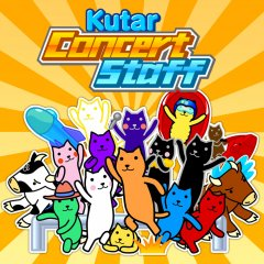 Kutar Concert Staff (EU)