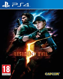 Resident Evil 5 (EU)