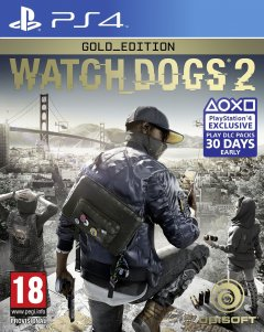 Watch Dogs 2 [Gold Edition] (EU)