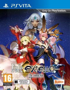 Fate/Extella: The Umbral Star (EU)