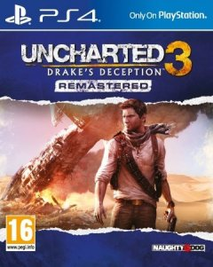 Uncharted 3: Drake's Deception: Remastered (EU)