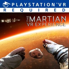 Martian VR Experience, The (EU)