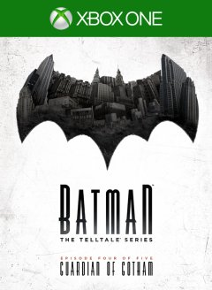 Batman: The Telltale Series: Episode 4: Guardian Of Gotham (US)