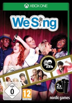 We Sing (2016) [2 Mic Bundle] (EU)