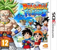 Dragon Ball Fusions (EU)