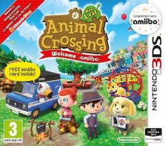 Animal Crossing: New Leaf: Welcome Amiibo! (EU)