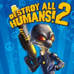 Destroy All Humans! 2 (US)