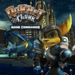 Ratchet & Clank: Going Commando (US)