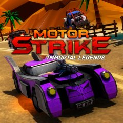 Motor Strike: Immortal Legends (EU)
