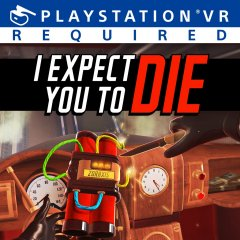 I Expect You To Die (EU)