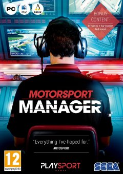 Motorsport Manager (EU)