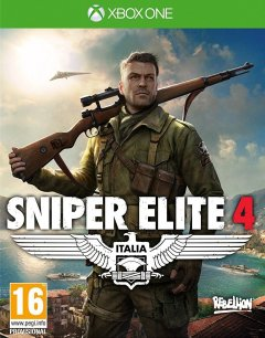 Sniper Elite 4 (EU)