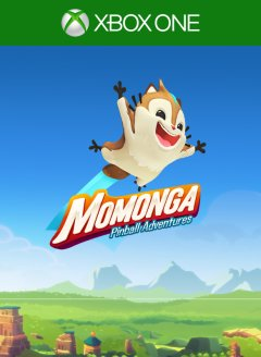 Momonga Pinball Adventures (US)