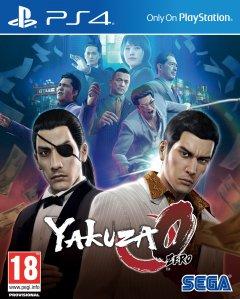 Yakuza 0 (EU)