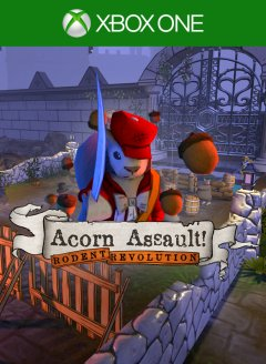 Acorn Assault: Rodent Revolution (US)