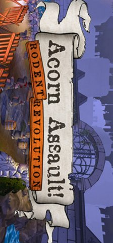 <a href='http://www.playright.dk/info/titel/acorn-assault-rodent-revolution'>Acorn Assault: Rodent Revolution</a> &nbsp;  25/30