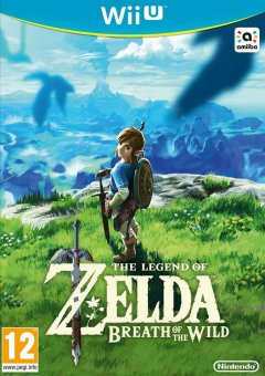 Legend Of Zelda, The: Breath Of The Wild (EU)