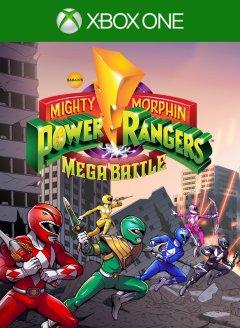 Mighty Morphin Power Rangers: Mega Battle (US)