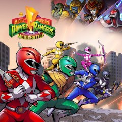 Mighty Morphin Power Rangers: Mega Battle (EU)