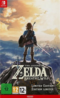 Legend Of Zelda, The: Breath Of The Wild [Limited Edition] (EU)