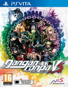 DanganRonpa V3: Killing Harmony (EU)