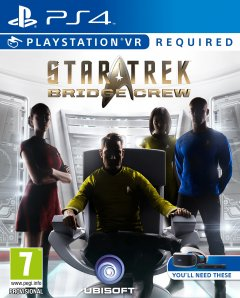 Star Trek: Bridge Crew (EU)