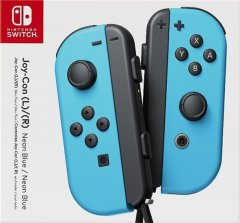 Joy-Con Pair [Neon Blue] (US)