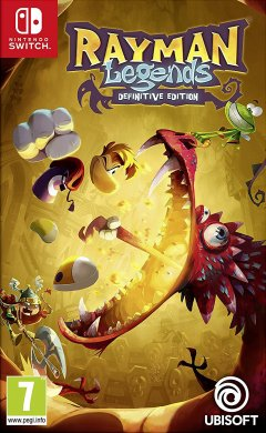 Rayman Legends: Definitive Edition (EU)