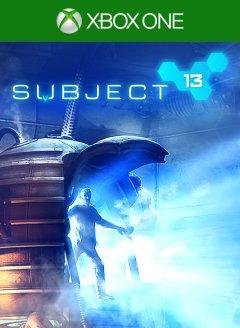 Subject 13 (US)
