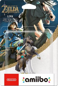 Link (Rider): Breath Of The Wild: The Legend Of Zelda Collection (EU)