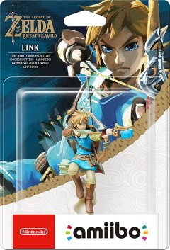 Link (Archer): Breath Of The Wild: The Legend Of Zelda Collection (EU)