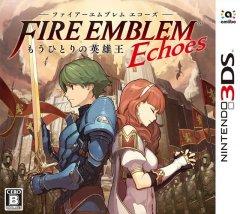 Fire Emblem Echoes: Shadows Of Valentia (JAP)