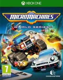 Micro Machines: World Series (EU)