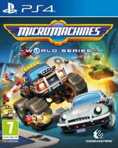 Micro Machines: World Series (EU)