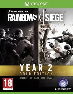 Rainbow Six: Siege: Gold Edition Year 2 (EU)